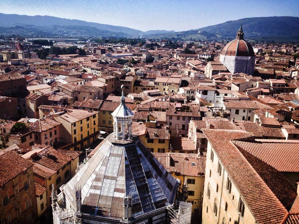 pistoia arte città toscana