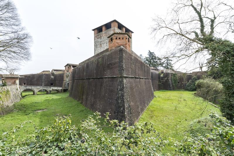 Fortezza Santa Barbara Pistoia